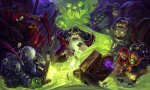 hearthstone la malediction naxxramas le quartier peste ouvre portes