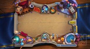 Hearthstone Une Nuit à Karazhan 29 07 2016 game board