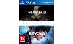 Heavy Rain Beyond Two Souls Collection jaquette