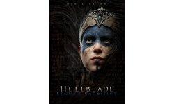 Hellblade Senua's Sacrifice poster artwork