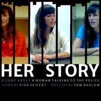 Her Story artwork logo