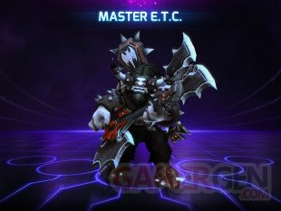 Heroes of the Storm ETC master skin modele maitre
