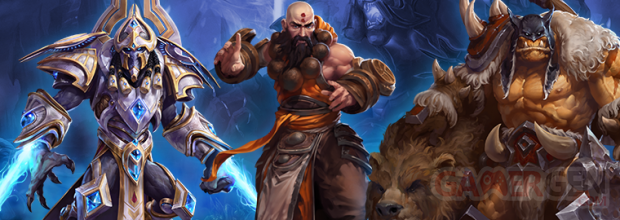 Heroes of the Storm Heros Gamescom 2015