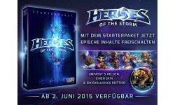 Heroes of the Storm Pack de Démarrage 3