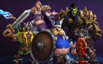 heroes of the storm personnages