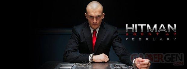 Hitman Agent 47 26 07 2014 banner poster
