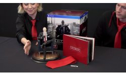 Hitman édition collector unboxing