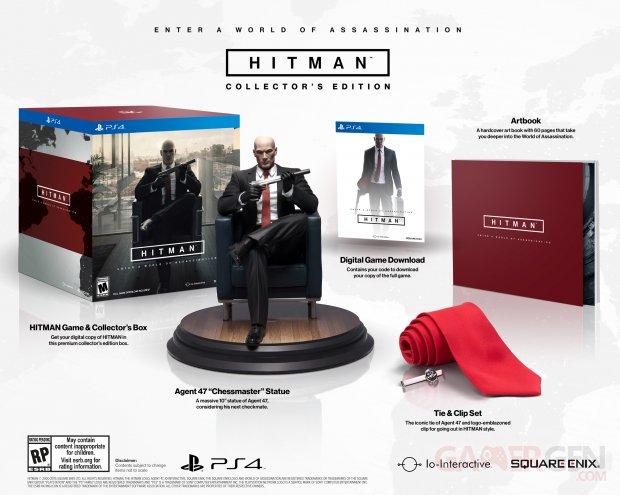 Hitman Edition Collector