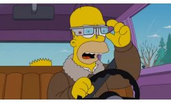 homer simpson oogle goggles google glass