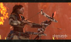 Horizon Zero Dawn 12 08 2015 Aloy cosplay 12