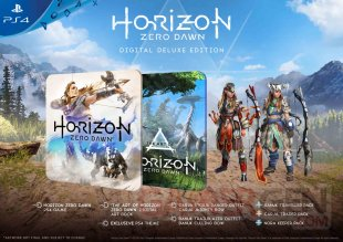 Horizon Zero Dawn Editions limitee et collector image (1)