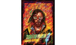 Hotline Miami 2 key art