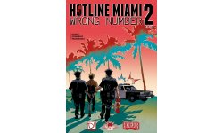 hotline miami 2 wrong number bande dessinee comic 1