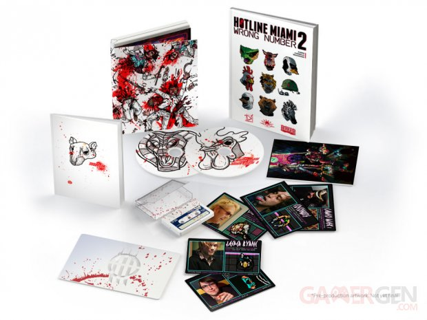 hotline miami double pack collector