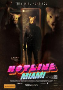 Hotline Miami x The Purge