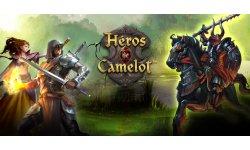 Héros de Camelot.