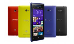 HTC 8X Windows Phone 1