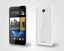 HTC Desire 516 PerLeft White