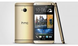 htc one gold or dore
