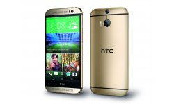 HTC One M8 PerLeft Gold