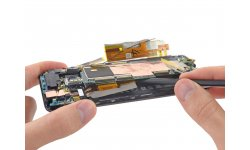 htc one m9 demontage teardown ifixit  (10)