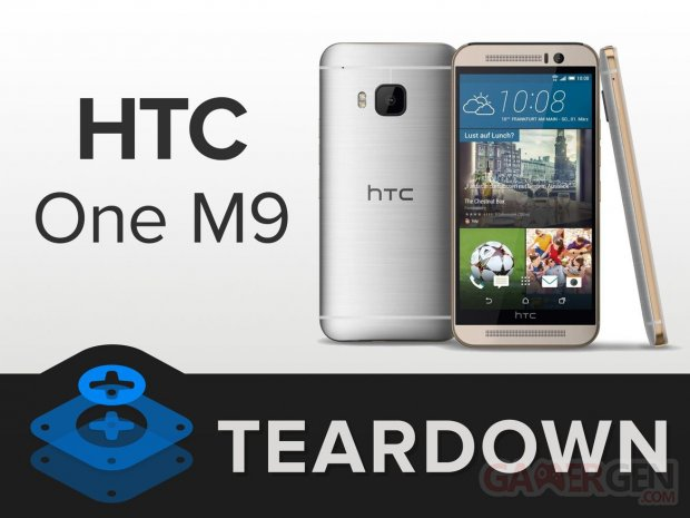htc one m9 demontage teardown ifixit  (30)