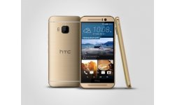 htc one m9 gold 3v 1