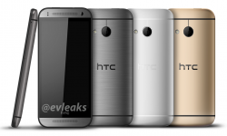 HTC One Mini 2 Couleurs