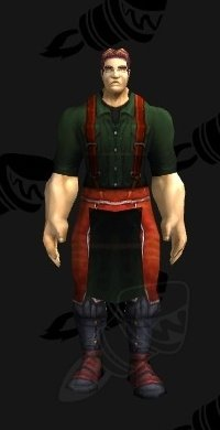 humain world of warcraft robin entertainer