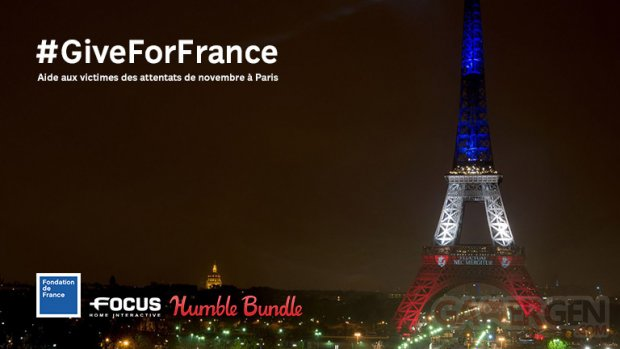 humble bundle giveforfrance focus home