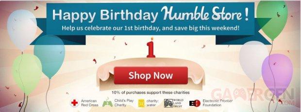 humble store anniversaire un an