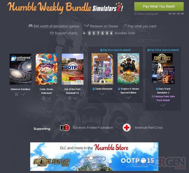 Humble Weekly Simulator 2