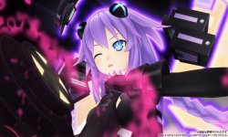 Hyperdimension Neptunia Re Birth 2 Sisters Generation 06.04.2014  (10)
