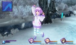 Hyperdimension Neptunia Re Birth 2 vignette 12112013