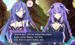 hyperdimension neptunia re birth 3 generation quelques captures scenes dialogue