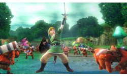 Hyrule Warriors captures Ocarina of Time 18