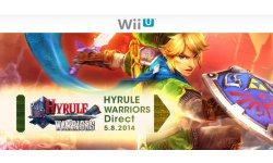 Hyrule Warriors Direct