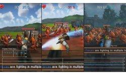 Hyrule Warriors Legends comparaison framerate