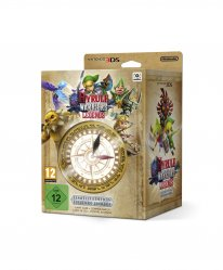 Hyrule Warriors Legends Edition limitee