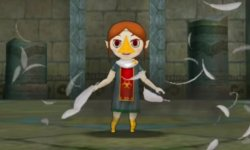 Hyrule Warriors Legends Medli head