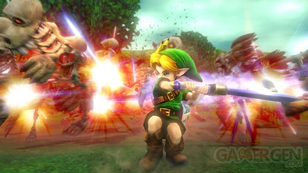 Hyrule Warriors pack zelda majora's Mask 14.01.2015  (1)