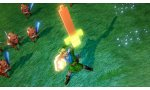 hyrule warriors zelda musou date patch mode supplementaire et arme link annonces