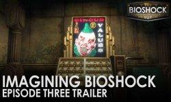 Imagining BioShock Bande annonce Épisode Trois