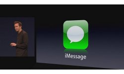 iMessage presentation slider ios 5 1