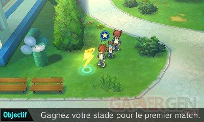 Inazuma Eleven GO screenshot 4