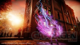 Infamous Second Son First Light PS4 Pro 4K 10