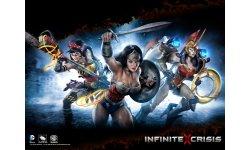 Infinite Crisis Une