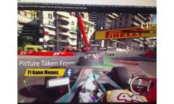 INFO ou INTOX - F1 2015 : les premières images en fuite, des véhicules
