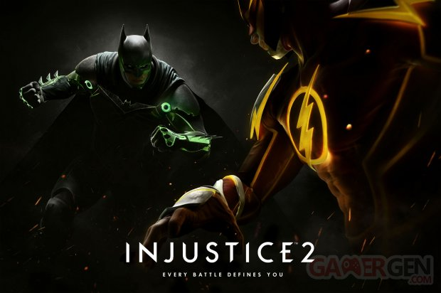 Injustice 2 artwork