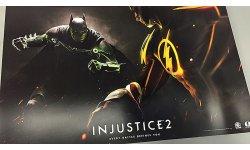 Injustice 2 fuite affiche image capture